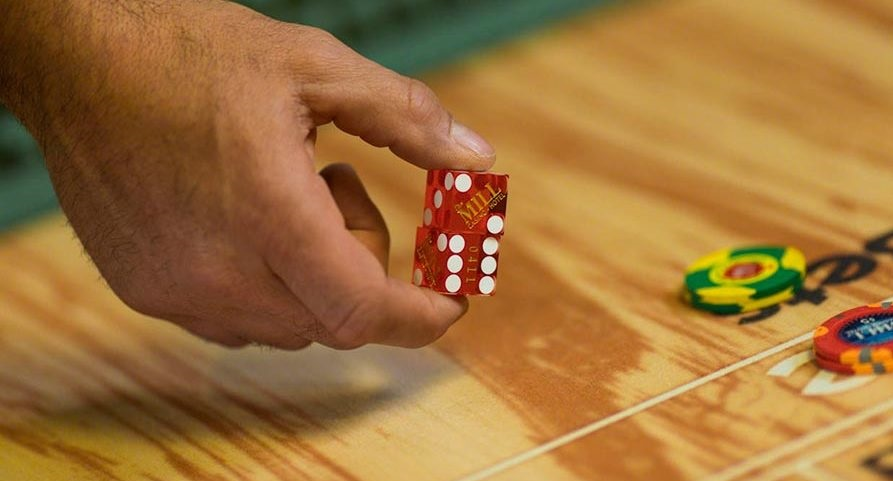 Craps , Craps games, gambling, casinos, poker